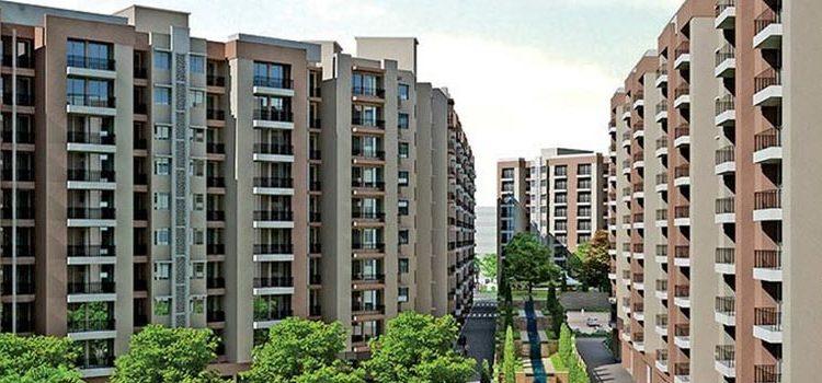 omaxe residential plots